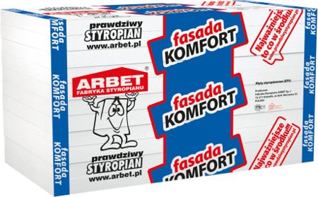 Arbet FASADA KOMFORT 0,042 18cm