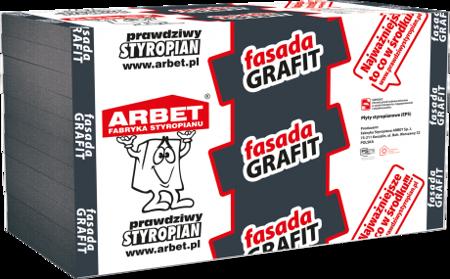 Arbet Styropian FASADA GRAFIT 0,031 14cm