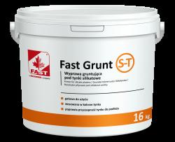 FAST GRUNT S-T grunt pod tynki silikatowe 16kg