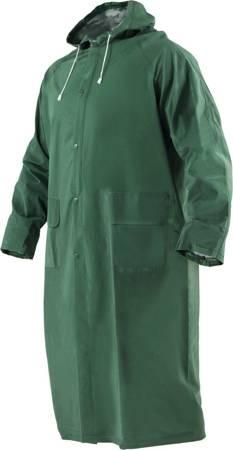 Mocny płaszcz przeciwdeszczowy BREMEN zielony