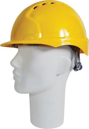 Stalco Hełm przemysłowy zółty