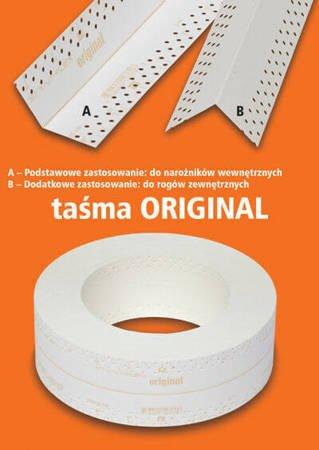Taśma TUFF TAPE ORIGINAL SOH pomarańczowa